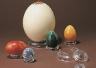 Egg and Sphere Displays