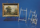 Brass Display Easels