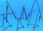 Iron Display Easels